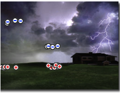 Lightning demo