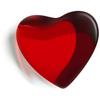 Silver Sensing Feeling Heart