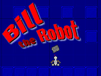 Bill The Robot Game