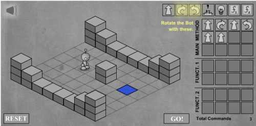 Light-Bot Simulation