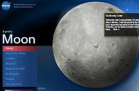 Nasa Moon Page